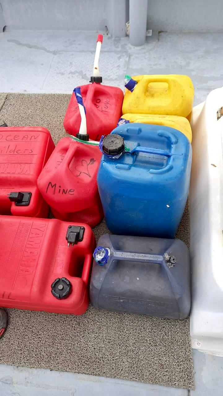 Marks Jerry Can Selection